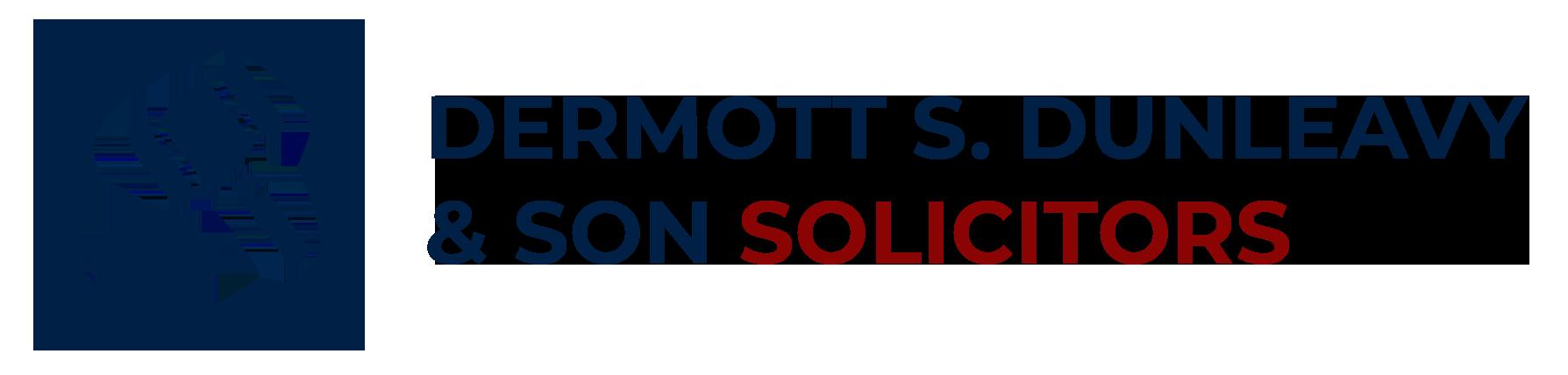 The Dermott S. Dunleavy & Son Solicitors Logo